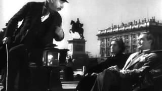 El último caballo (1950) - Escenas Gran Vía y resto de madrid