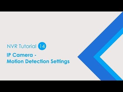 VIVOTEK NVR_Tutorial 14 IP Camera - Motion Detection