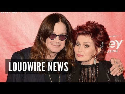 Sharon Osbourne: Ozzy is Being 'Blackmailed'