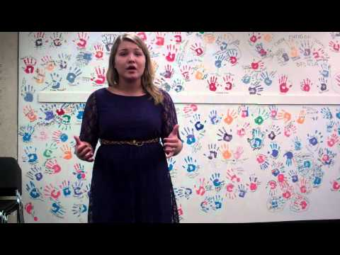 Ruthie Carter's Concordia Nebraska Musical Arts Day Vocal Audition 2012