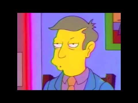 Steamed Hams but There's Absolutely No Pauses Between Dialogue
