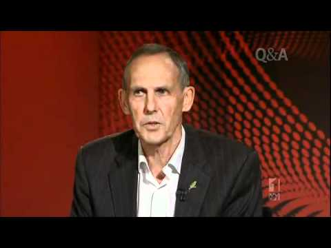 Bob Brown on Q&A 1