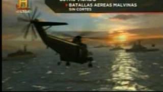 05- Malvinas: La Guerra desde el Aire