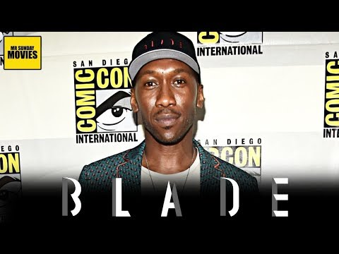Blade - Marvel Phase 4 Comic Con Panel Explained