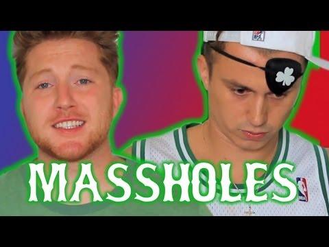 Massholes Episode 17: Happy Paddy's Day