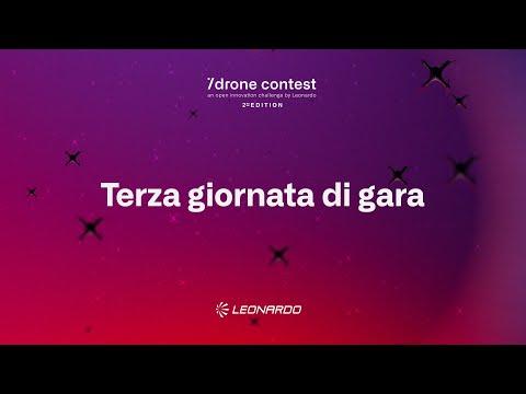Leonardo Drone Contest - Terzo giorno di gara- 30 Settembre 2021