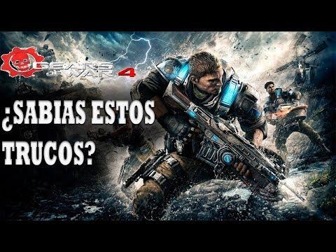 ¿Sabias Estos Trucos? De Gears Of War 4