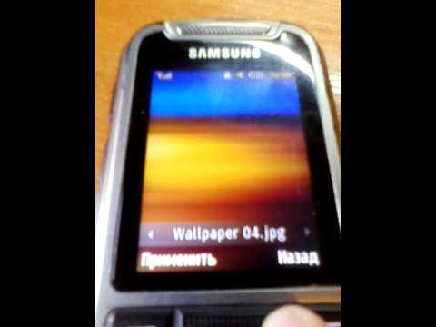 Обзор телефона samsung gt-c3350