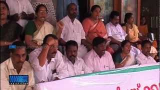 UDF-LDF Conflict In Trivandrum Corporation On Garbage Issue
