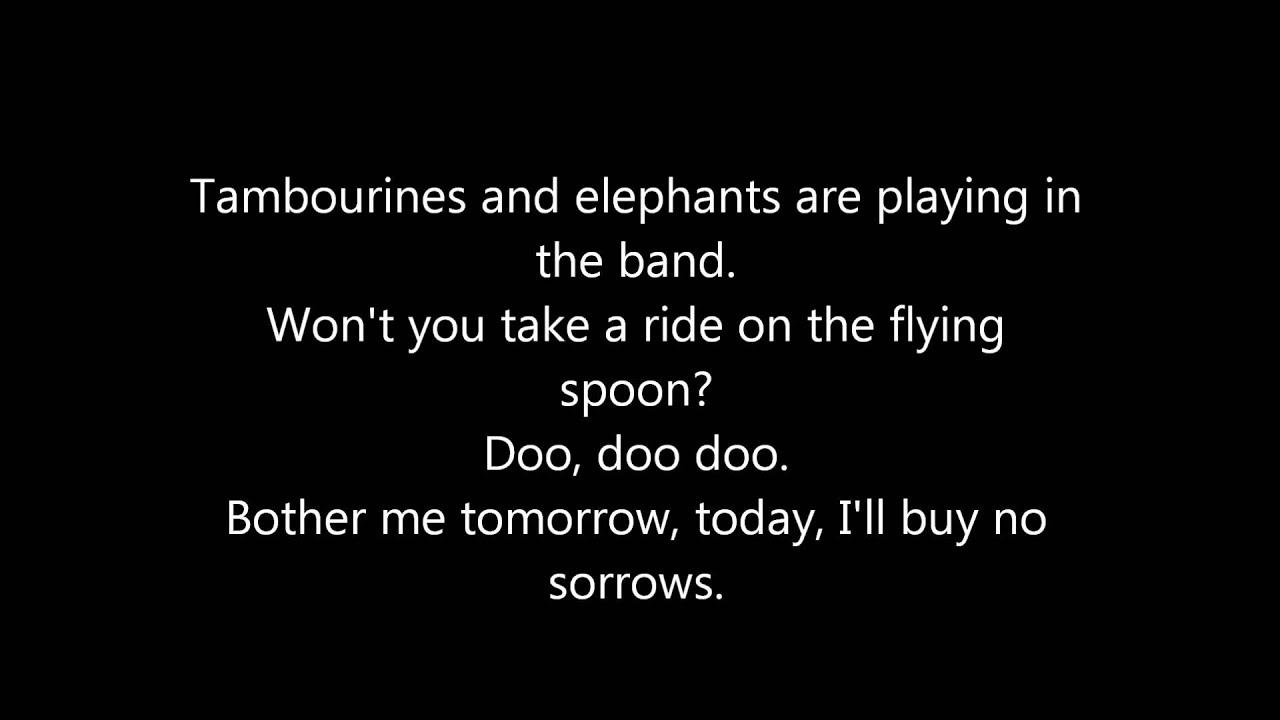 Looking Out My Back Door Lyrics - YouTube