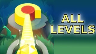 Twist Hit! | ALL LEVELS | Walkthrough