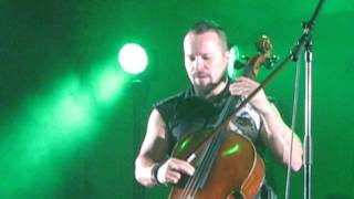 apocalyptica czech national anthem hall of the mountain king live in prague 2015