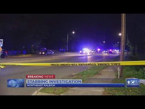 Man seriously wounded in Raleigh stabbing