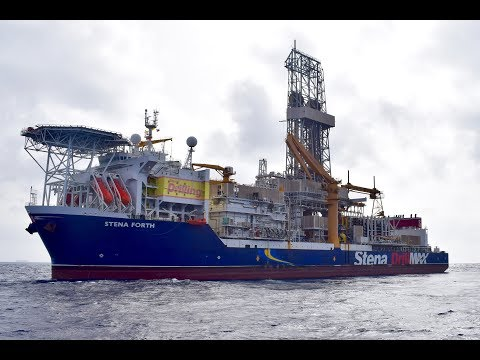 Stena Drilling -  Ghana: Working Together