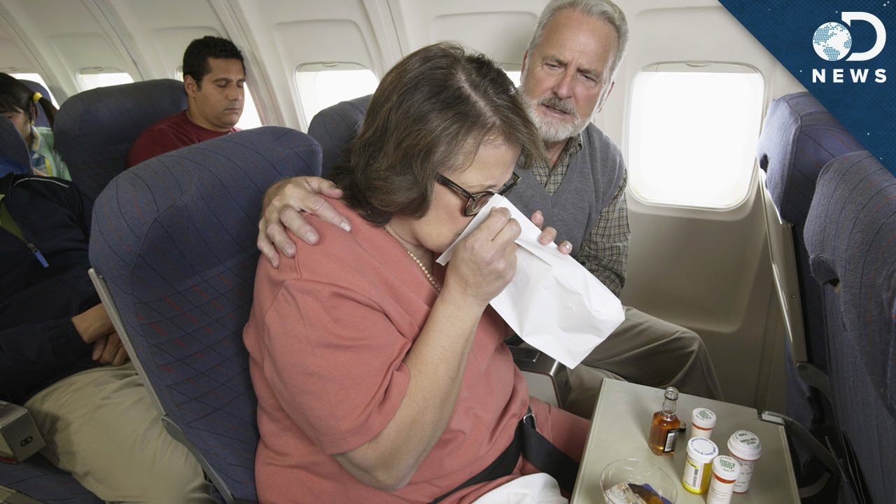 Why Flying can Make You Ill - and How to Avoid Getting Sick