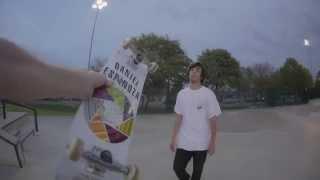 Cliché skateboards Daniel Espinoza The Quiet Life