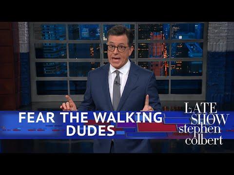 Trump Warns Of 'Young, Strong' Men In The Caravan