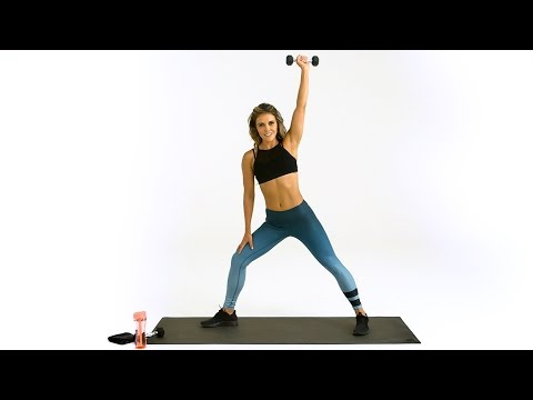 Pump It Up Quick Arm Routine!! #LookforLOVE