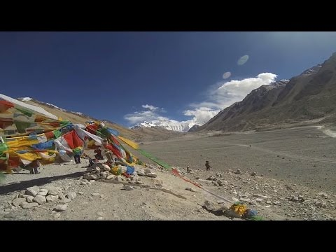 Tibet 2014 - Himalayan Bike Tours