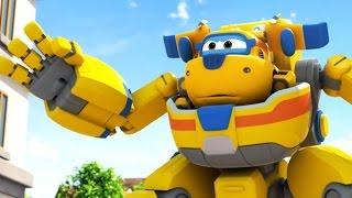 Супер Крылья: Джетт и его друзья - 29 серия | Мультик про трансформеров