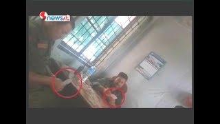 सेवाग्राहीका काम छाडेर तास खेज्छन् नगर प्रहरी - NEWS24 TV
