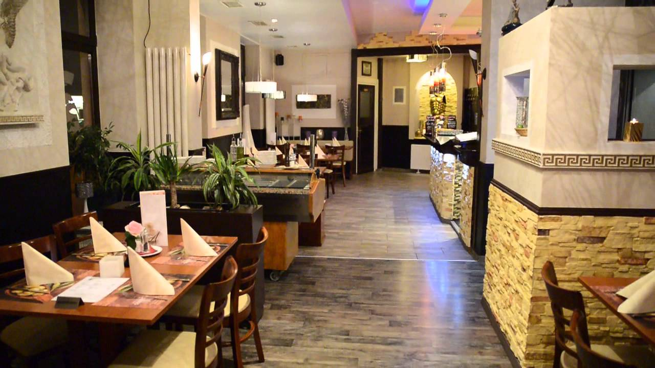 Restaurant Sparta Dortmund Hoerde Rundgang Youtube