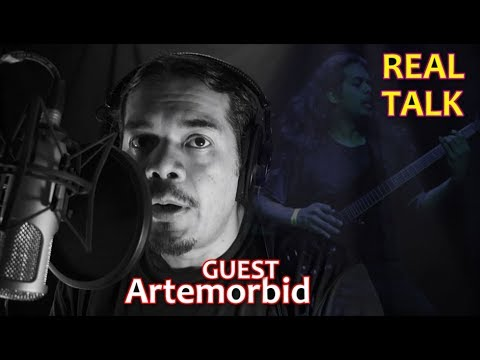 Real Talk Interview with ArteMorbid / Artemortifica