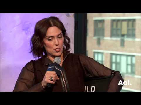 Michelle Forbes On Technology And Truth In Society  BUILD Series