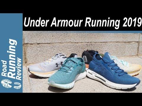zapatos under armour marathon runners