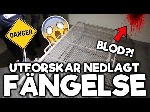 BESÖKER NEDLAGT FÄNGELSE - URBAN EXPLORING