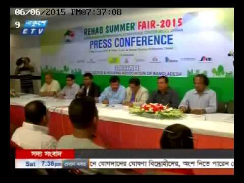 Rehab Press Conference   Etv   06 06 2015