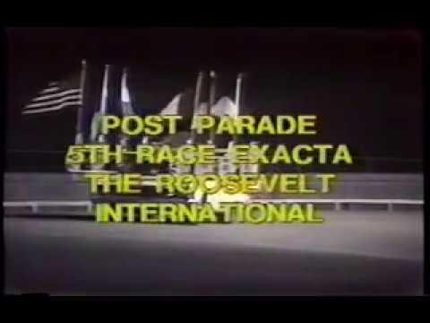 1981 Roosevelt Raceway IDEAL DU GAZEAU International Trot Eugene Lefevre