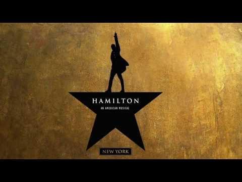 Hamilton Broadway Musical in New York 2018