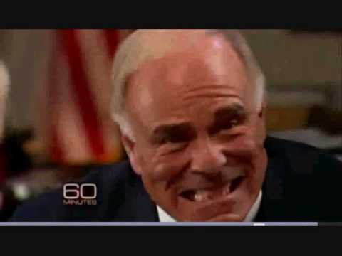Gov. Ed Rendell Yells at Leslie Stahl; Calls Her an Idiot, Simpleton