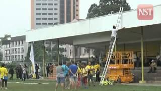 Bersih 4: Sarawak rally ends