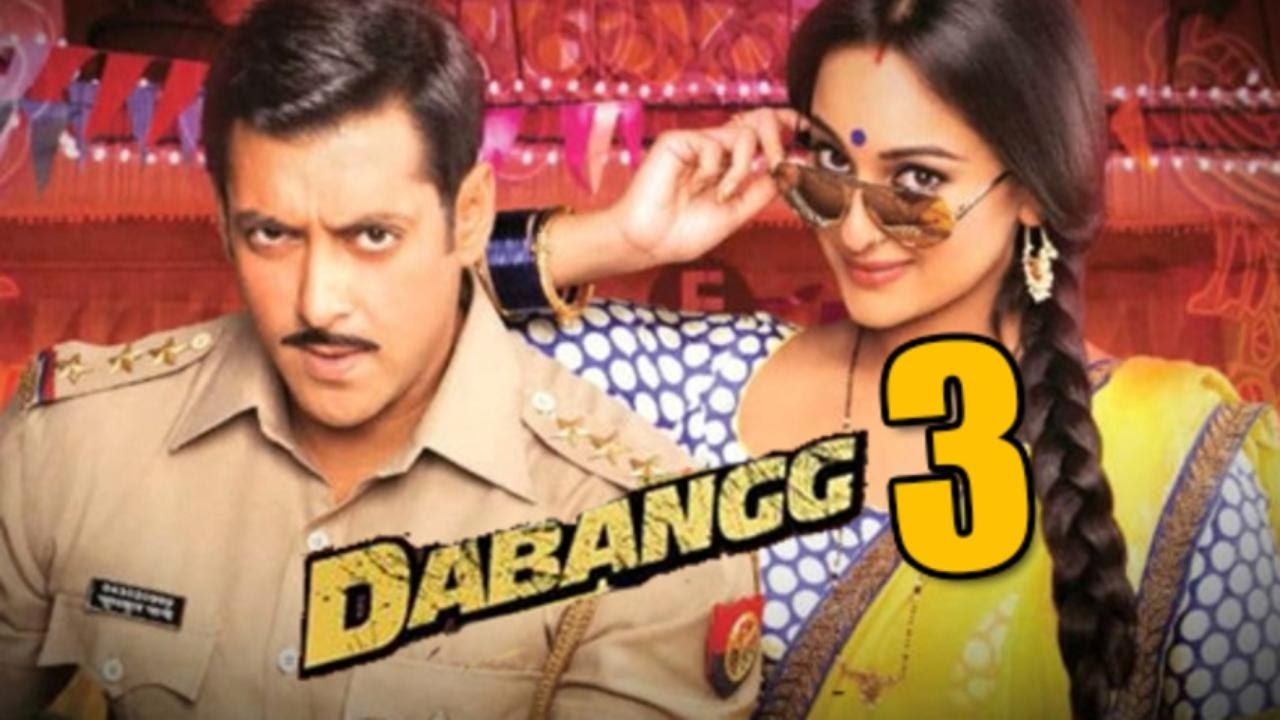 Dabangg 3 2017 new Movie|Salman Khan| Super Action Movie ... Dabangg
