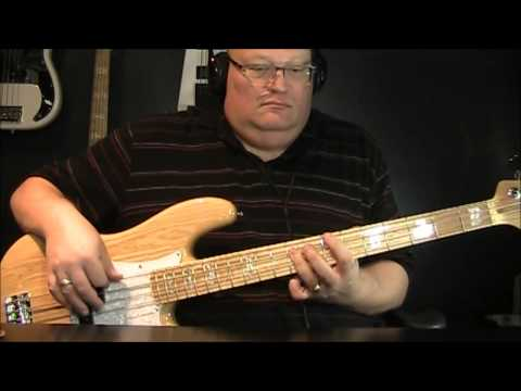 John Sebastian Welcome Back Kotter Them Song with Bass Notes & Tablature