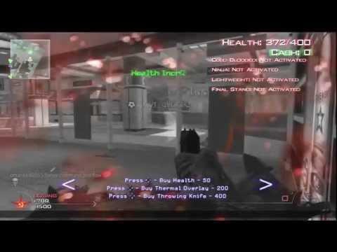 Modern Warfare 2: Zombie vs. Human - Game Lobby