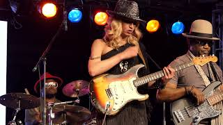 Ana Popovic - Ana's Shuffle - 4/30/21 Dallas International Guitar Festival