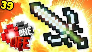 ADVANCED NETHER STAR SWORD - Minecraft One Life SMP EP39