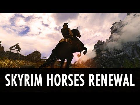 The Witcher 3 Mods - More Horses Mod | FunnyDog TV