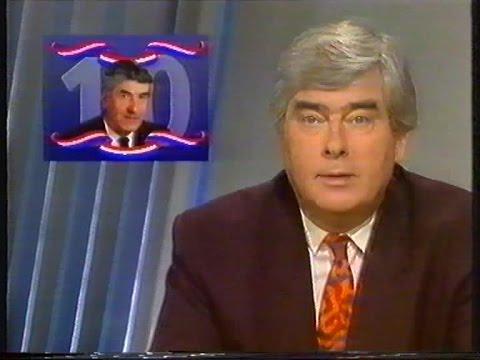 10 jaar Lubbers Premier van NL- NOS Journaal -nov.1992