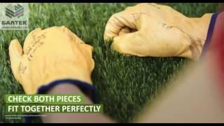 Процесс укладки искусственной травы. Особенности монтажа искусственной травы(, 2016-09-02T14:38:53.000Z)