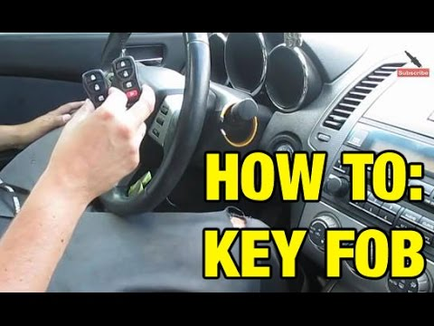 Tips and Tricks: Nissan Intelligent Key | Doovi