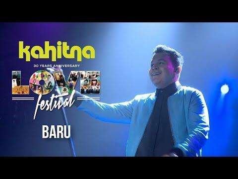 Tulus - Baru | (Kahitna Love Festival Concert)