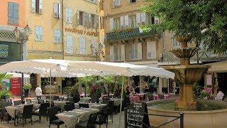 One day in Grasse, France, French Riviera [HD] (videoturysta.eu)