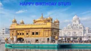 Stuti   Landmarks & Lugares Famosos - Happy Birthday