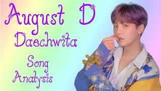 August D 대취타 (Daechwita) Explained [Song Analysis]