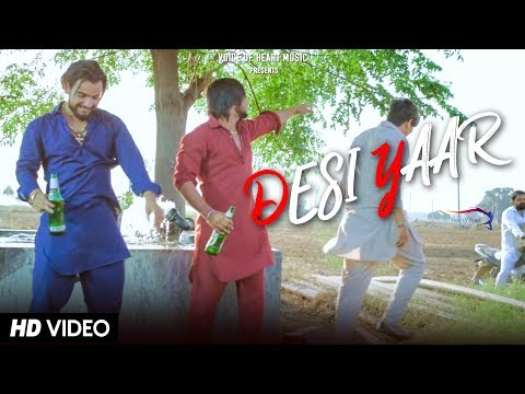 Desi Yaar   Biru Kataria, Raj Mawar   New Most Popular Haryanvi DJ Song 2017   VOHM