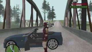 GTA San Andreas:Iron Man shows you a few mods